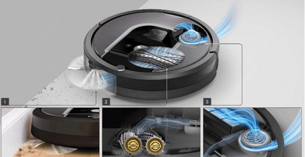 perchè robot aspirapolvere