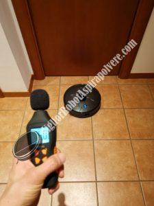 Proscenic M7 Pro rumorosità